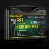 NITECORE Cameleon CG6 Night Hunting Kit