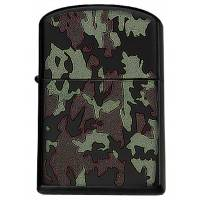 MFH Windproof Lighter Woodland