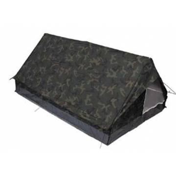 MFH Minipack Tent 2 Persons - Woodland