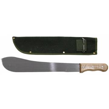 MFH Bolo Machete Wooden Handle