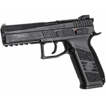 ASG CZ P-09 (Blowback) Black