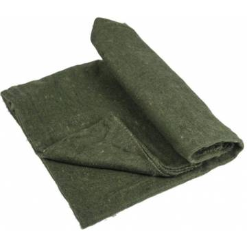 Mil-Tec Accommodation Blanket - Olive