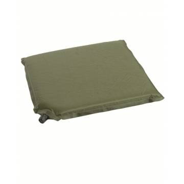 Mil-Tec Self Inflatable Seat Mat - Olive