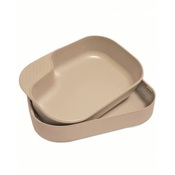 WILDO Camp a Box Mess Kit - Desert