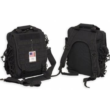 MFH Shoulder / Backpack Molle - Black