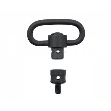 QD Push Button Sling Swivel