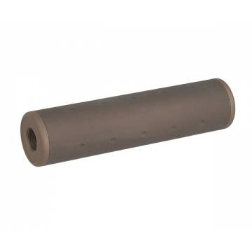 Stubby Killer Silencer 130x32mm - Dark Earth