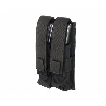 MP5 Double Magazine Pouch - Black