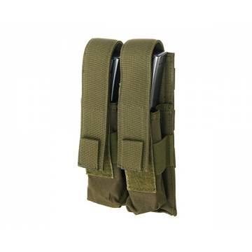 MP5 Double Magazine Pouch - Olive