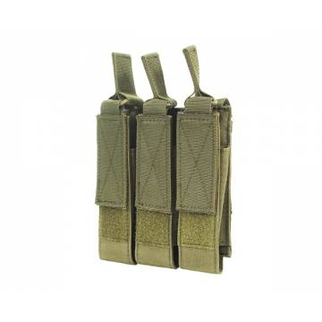 MP5 / MP7 Triple Magazine Pouch - Olive
