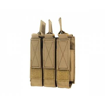 MP5 / MP7 Triple Magazine Pouch - Coyote