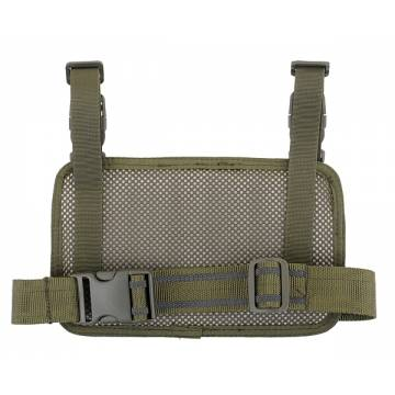 Modular Padded Drop Leg Panel - Olive