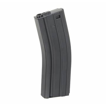 Magazine M4 / SCAR Long 130 Rds - Metal Black
