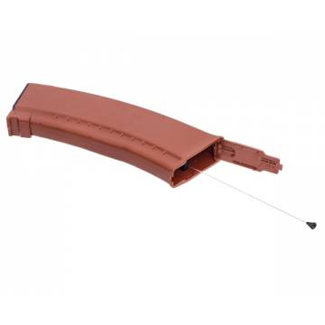 AK74 Flash Magazine 500 Rds - Orange