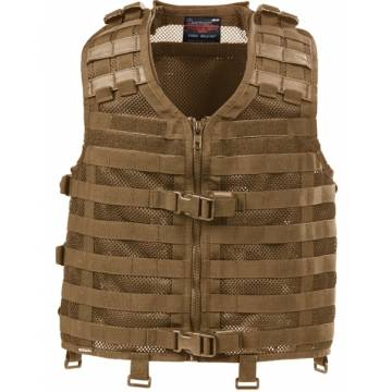 Pentagon Thorax Tactical Vest - Coyote