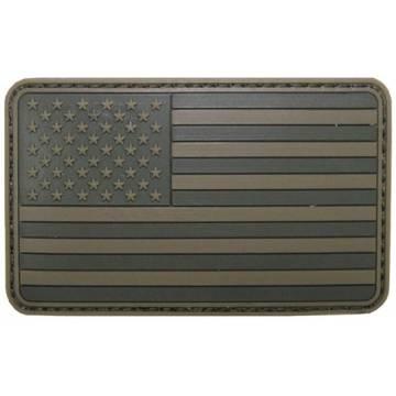 PVC 3D USA Flag - OD