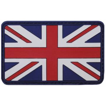 PVC 3D UK Flag - Full Color