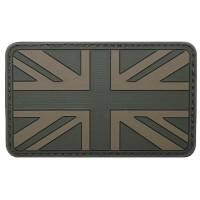 PVC 3D UK Flag - OD