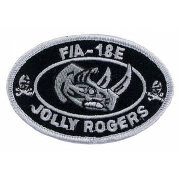Embroidery VF 103 Jolly Rogers 3 Patch