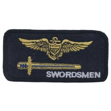 Embroidery VF 32 Swordsmen Patch
