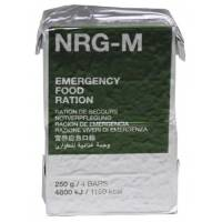 MSI NRG-M Emergency Food Ration 250g