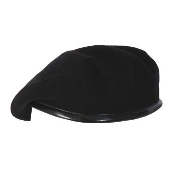 Pentagon French Beret - Black