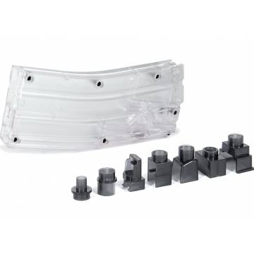Magazine M4 Style BB Loader 470rds - Clear