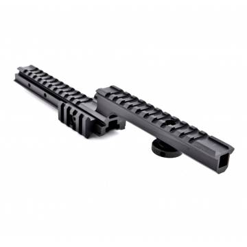 Z Type Bi-Level Carry Handle 20mm Rail Mount