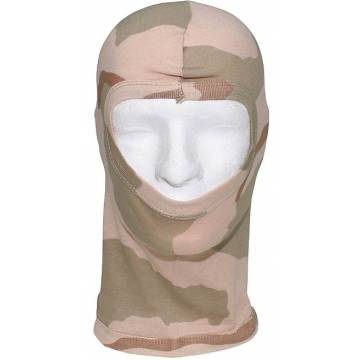 MFH Balaclava One Hole Cotton - 3C Desert