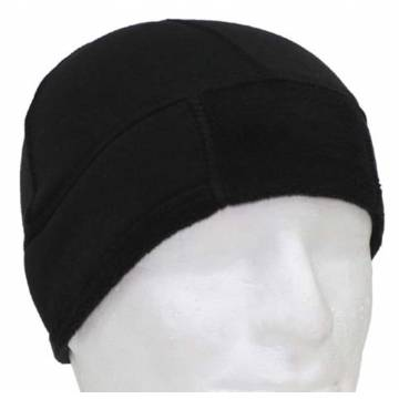 MFH BW Fleece Cap - Black