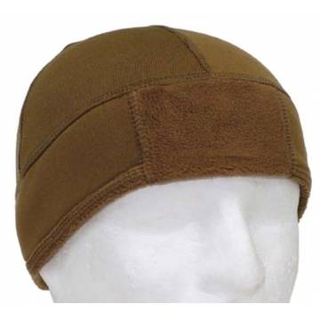 MFH BW Fleece Cap - Coyote
