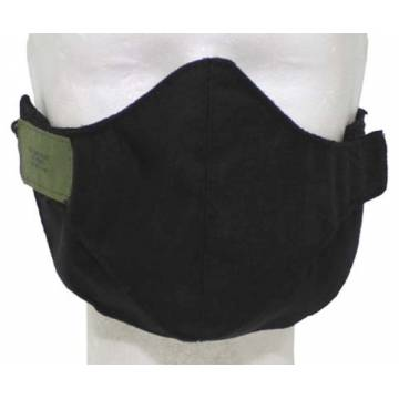 MFH Face Protection Mask - Black
