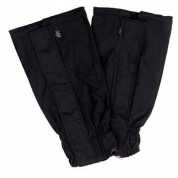 MFH BW Gaiters w/ Zipper - Black