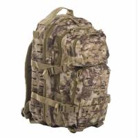 Mil-Tec US Assault Pack S Laser Cut - Mandra Tan