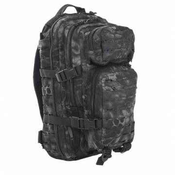 Mil-Tec US Assault Pack S Laser Cut - Mandra Night