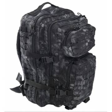 Mil-Tec US Assault Pack L Laser Cut - Mandra Night