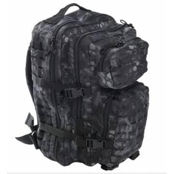 Mil-Tec US Assault Pack L Laser Cut - Mandra Night