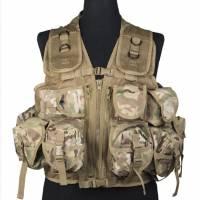 Mil-Tec Ultimate Assault Vest - Multicam