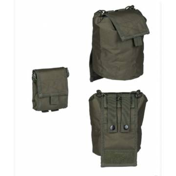 Mil-Tec Empty Shell Pouch Collapsible - Olive