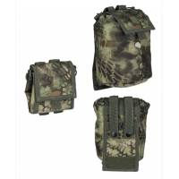 Mil-Tec Empty Shell Pouch Collapsible - Mandra Wood