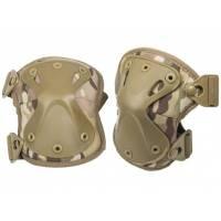 Mil-Tec Knee Pads Protect - Multicam