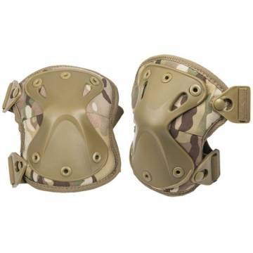 Mil-Tec Knee Pads Protect - Multicam
