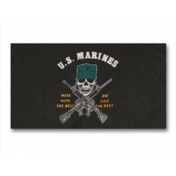 Mil-Tec Flag US MC 90x150cm