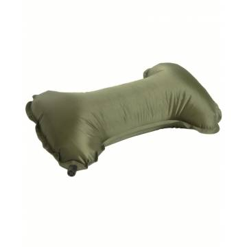 Mil-Tec Self Inflatable Neck Rest - Olive