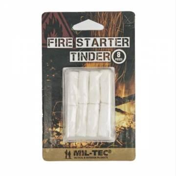 Mil-Tec Fire Starter Tinder 8 pcs