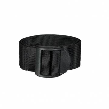 Mil-Tec 25mm Strap w/ Buckle 60cm - Black