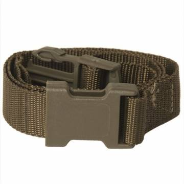 Mil-Tec 25mm Swiss Strap w/ Buckle 80cm - Olive
