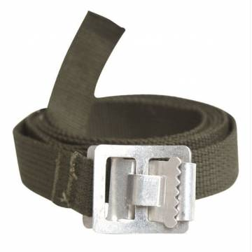 Mil-Tec 25mm BW Cotton Strap 130cm - Olive