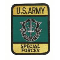 Mil-Tec US Special Forces Textile Badge