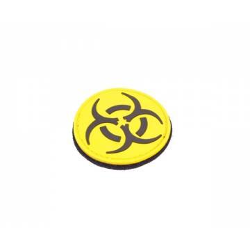 PVC Biohazard Velcro Patch 3